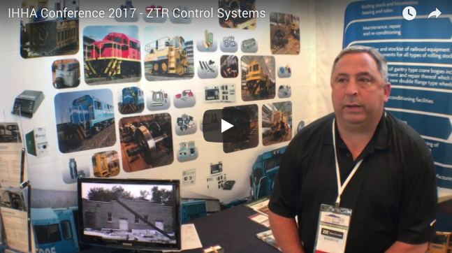 IHHA Conference 2017 - ZTR Control Systems