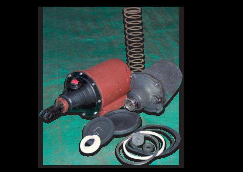 Air Brake Cylinders