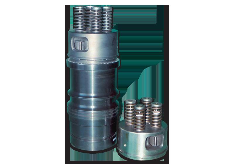 Cylinder Head & Liner Assemblies