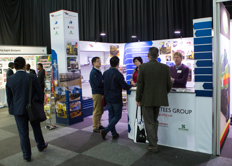 SURTEES EXHIBITS AT SARA CONFERENCE AND EXHIBITION 2016